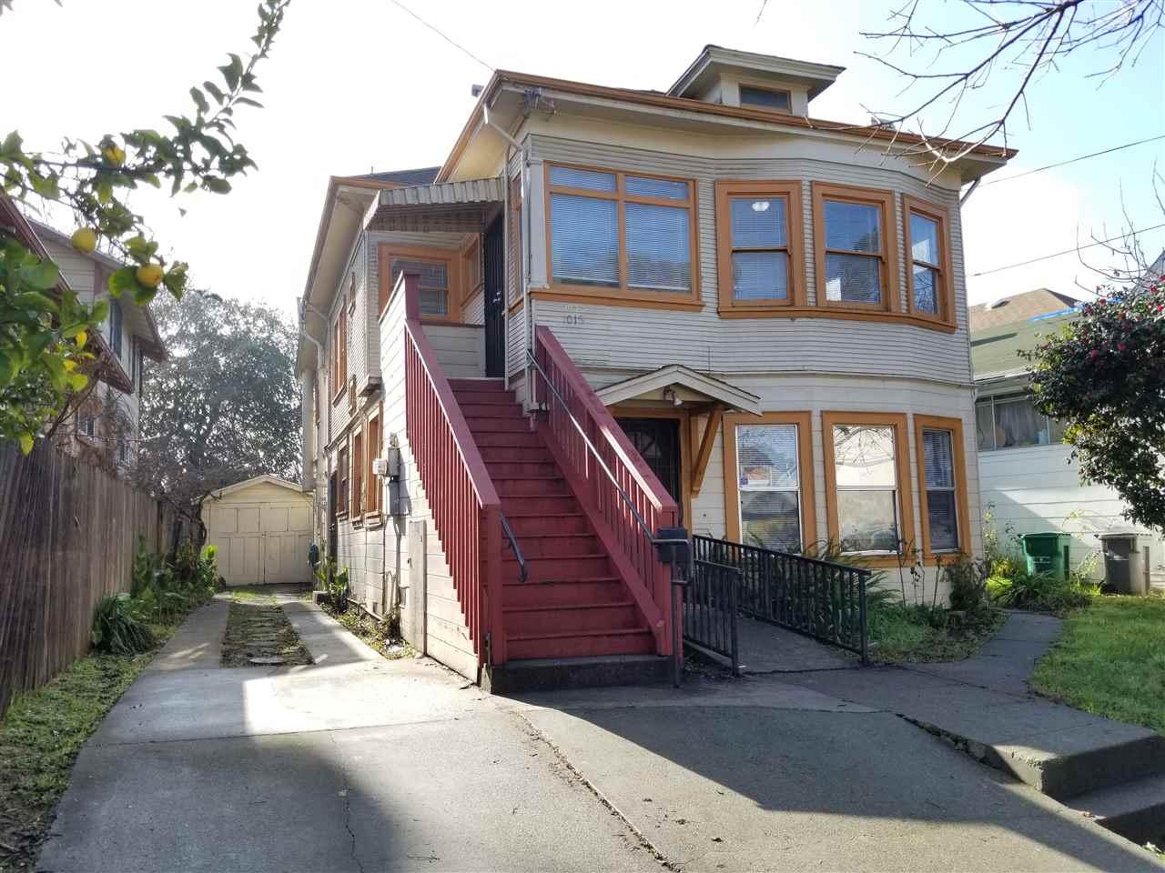 Многосемейный дом для того Продажа на 1015 47TH STREET 1015 47TH STREET Emeryville, Калифорния 94608 Соединенные Штаты