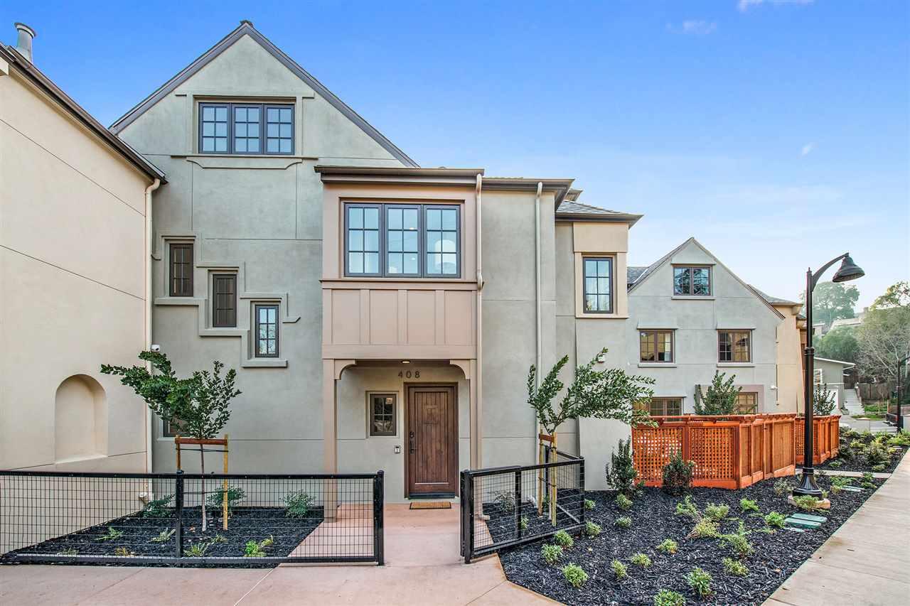 Appartement en copropriété pour l Vente à 408 Linda Avenue 408 Linda Avenue Piedmont, Californie 94611 États-Unis