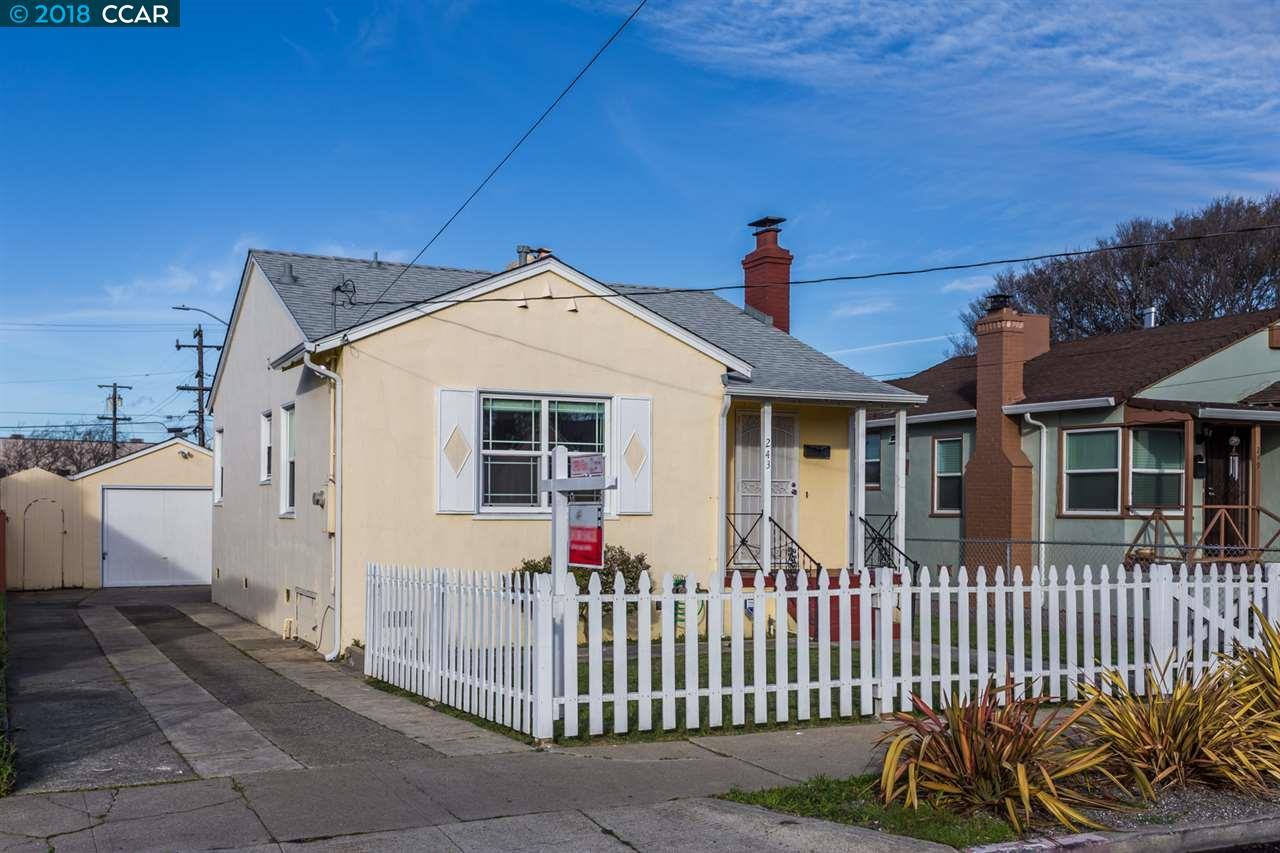 243 25TH ST, RICHMOND, CA 94804