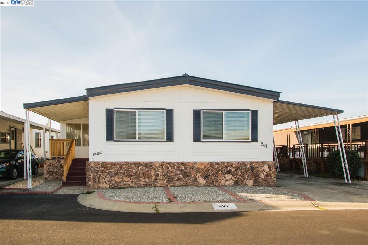 4141 DEEP CREEK RD., FREMONT, CA 94555