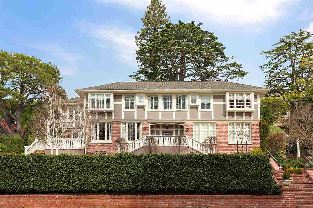Casa Unifamiliar por un Alquiler en 235 Mountain Avenue 235 Mountain Avenue Piedmont, California 94611 Estados Unidos