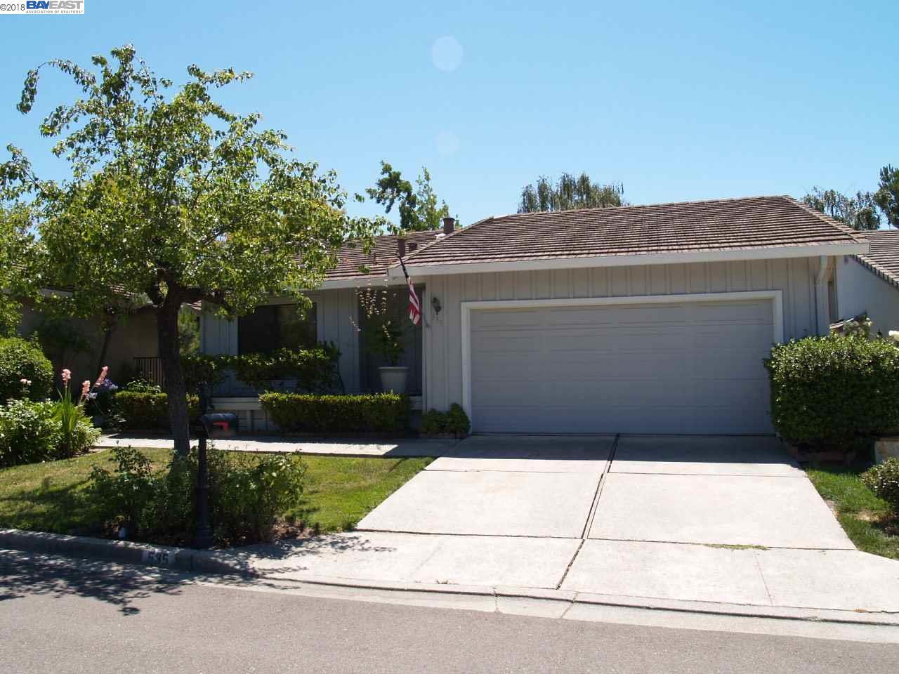 一戸建て のために 賃貸 アット 535 Cambrian Way 535 Cambrian Way Danville, カリフォルニア 94526 アメリカ合衆国
