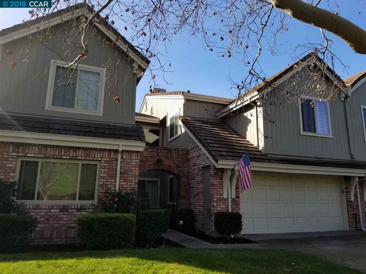 Townhouse for Sale at 340 S Eagle Nest Lane 340 S Eagle Nest Lane Danville, California 94506 United States