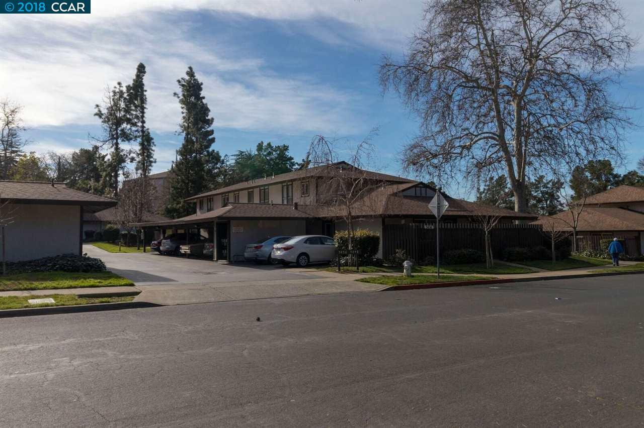 Appartement en copropriété pour l Vente à 5456 Roundtree Drive 5456 Roundtree Drive Concord, Californie 94521 États-Unis