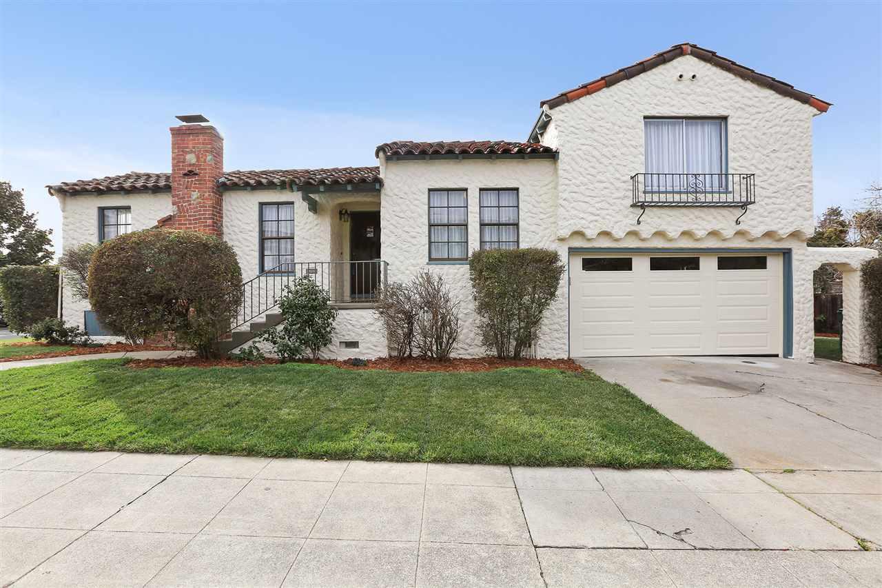 واحد منزل الأسرة للـ Sale في 1251 Portland Avenue 1251 Portland Avenue Albany, California 94706 United States