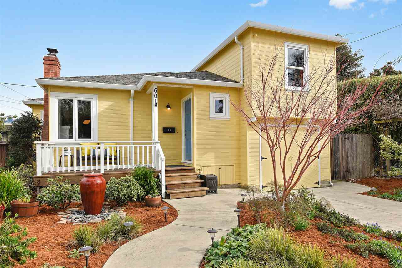 واحد منزل الأسرة للـ Sale في 601 Evelyn Avenue 601 Evelyn Avenue Albany, California 94706 United States