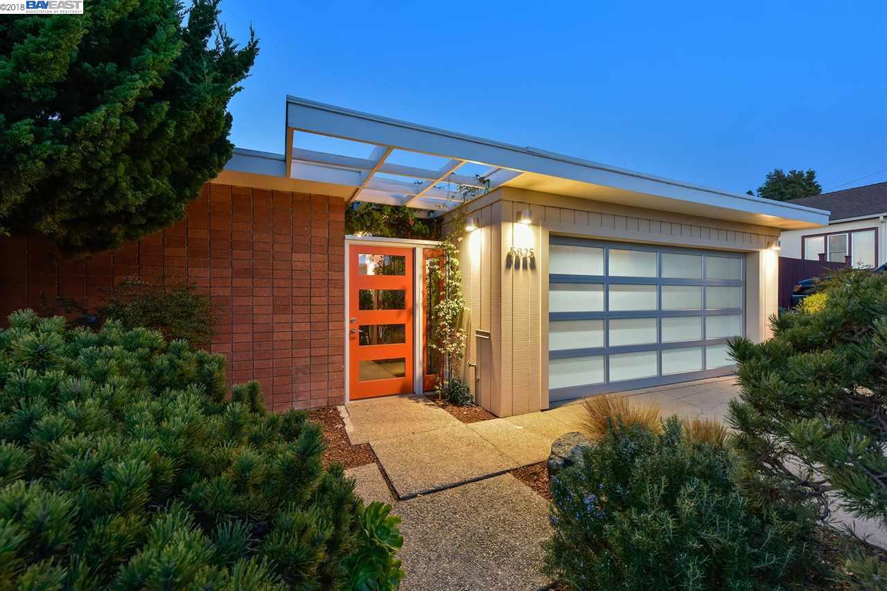 Maison unifamiliale pour l Vente à 5825 CHARLES AVENUE 5825 CHARLES AVENUE El Cerrito, Californie 94530 États-Unis