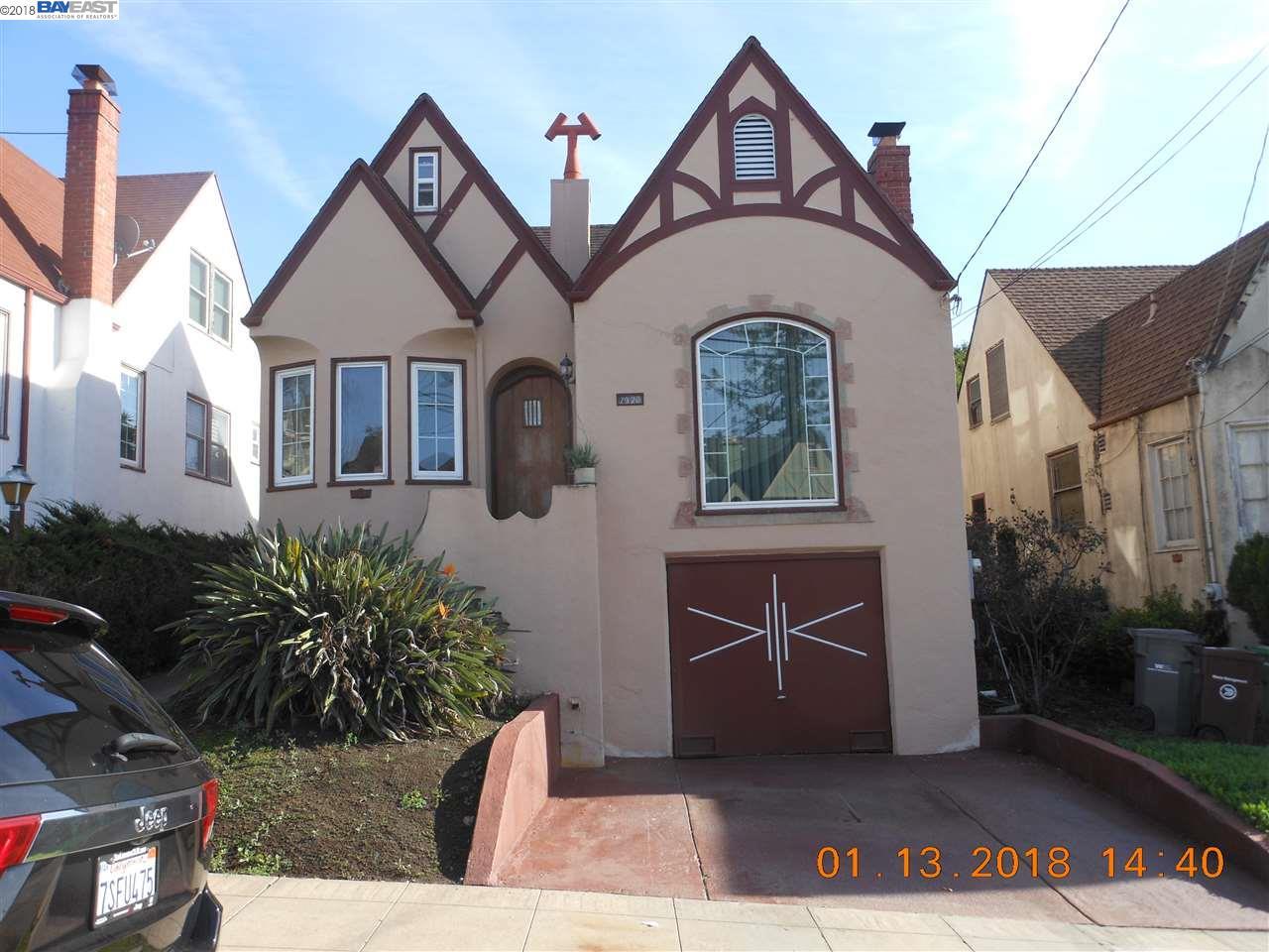 一戸建て のために 売買 アット 2920 75Th Avenue 2920 75Th Avenue Oakland, カリフォルニア 94605 アメリカ合衆国