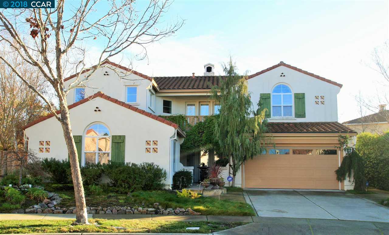獨棟家庭住宅 為 出售 在 109 Mediar Court 109 Mediar Court San Ramon, 加利福尼亞州 94582 美國