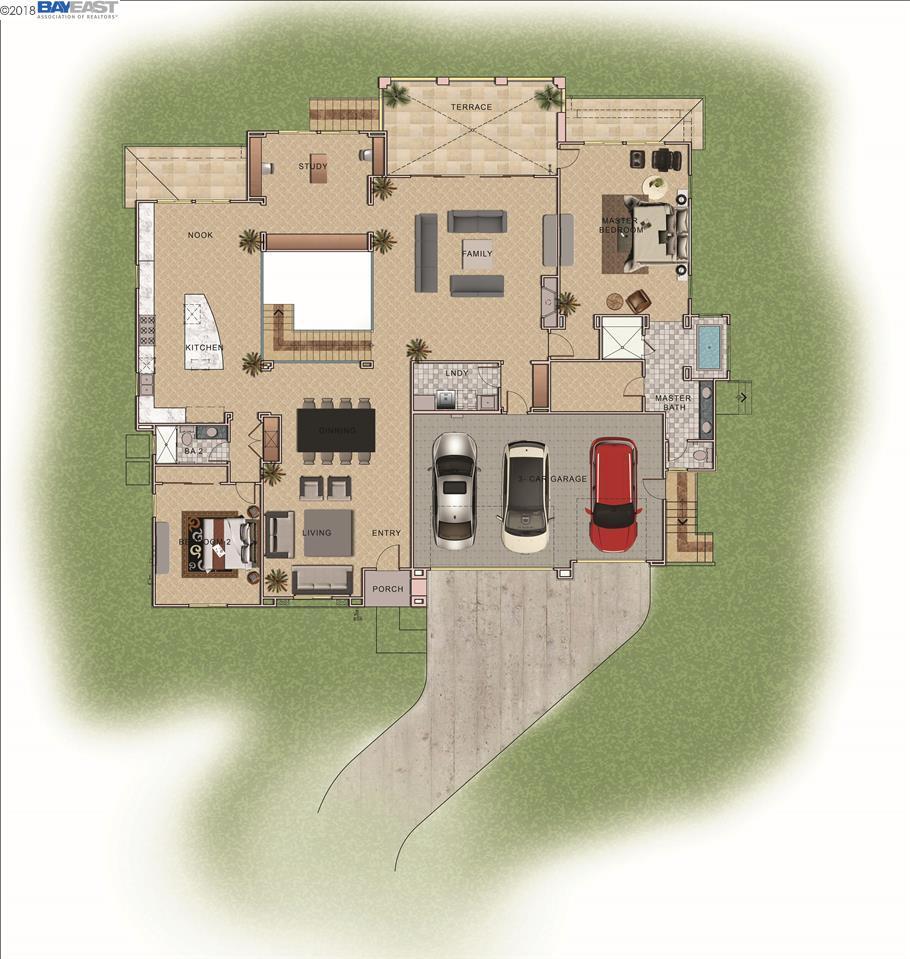 Terrain pour l Vente à 434 De Leon Avenue 434 De Leon Avenue Fremont, Californie 94539 États-Unis