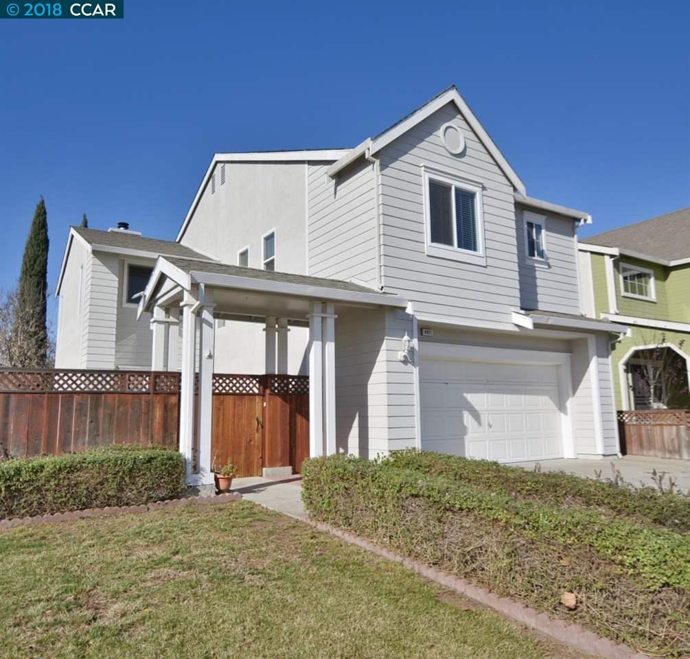4821 Canopy Lane 4821 Canopy Lane Oakley, California 94561 United States