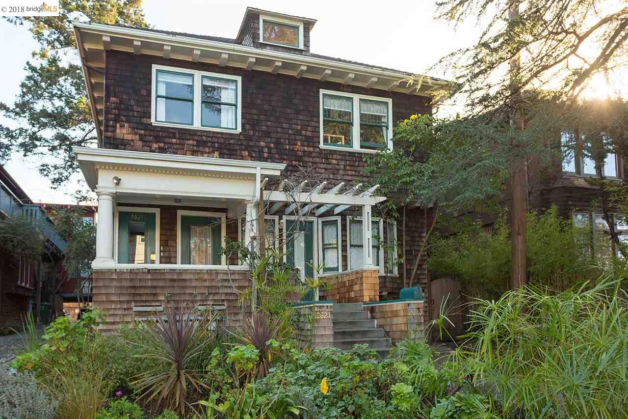 Eigentumswohnung für Verkauf beim 2621 Benvenue Avenue 2621 Benvenue Avenue Berkeley, Kalifornien 94704 Vereinigte Staaten