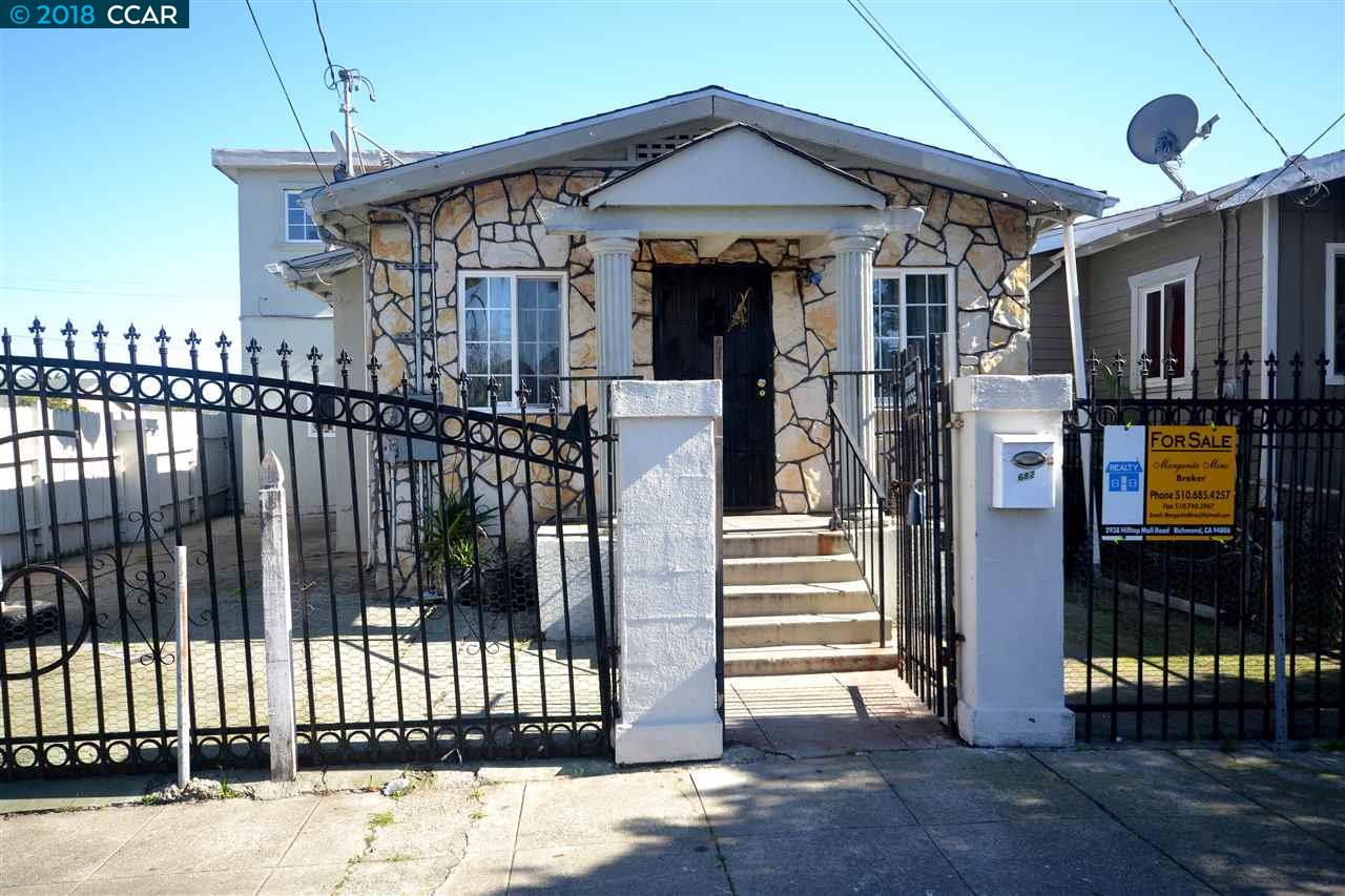 682 4TH STREET, RICHMOND, CA 94801
