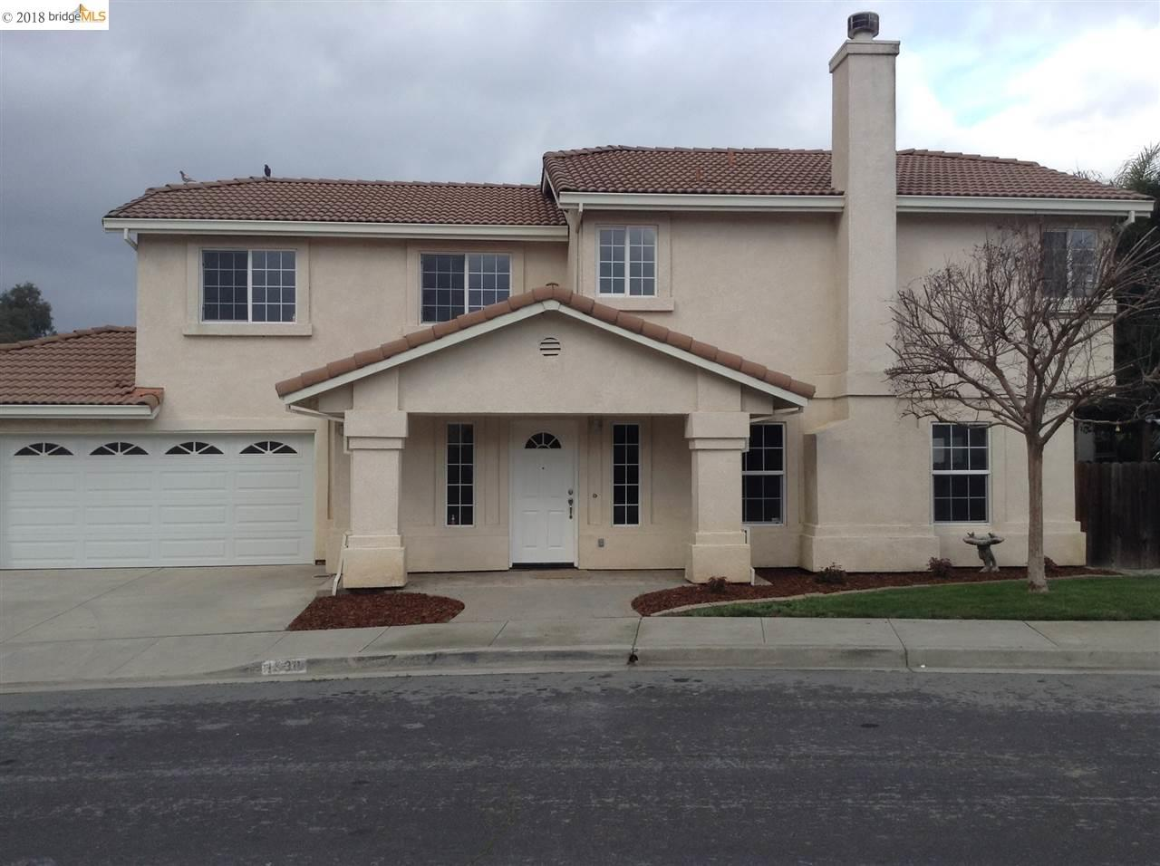 Single Family Home for Rent at 1830 Terrace Drive 1830 Terrace Drive Antioch, California 94509 United States
