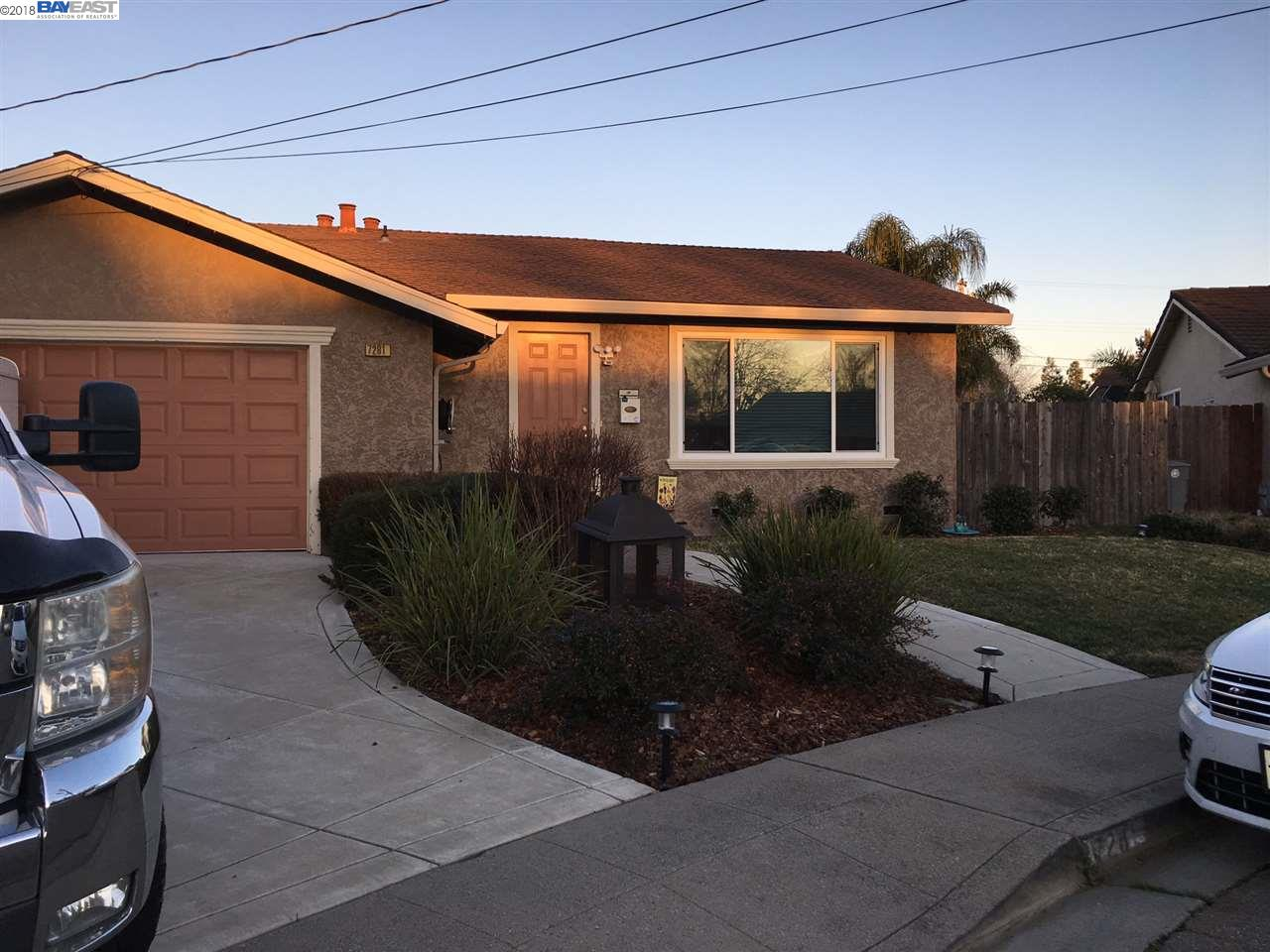 Single Family Home for Rent at 7281 Ione Court 7281 Ione Court Dublin, California 94568 United States