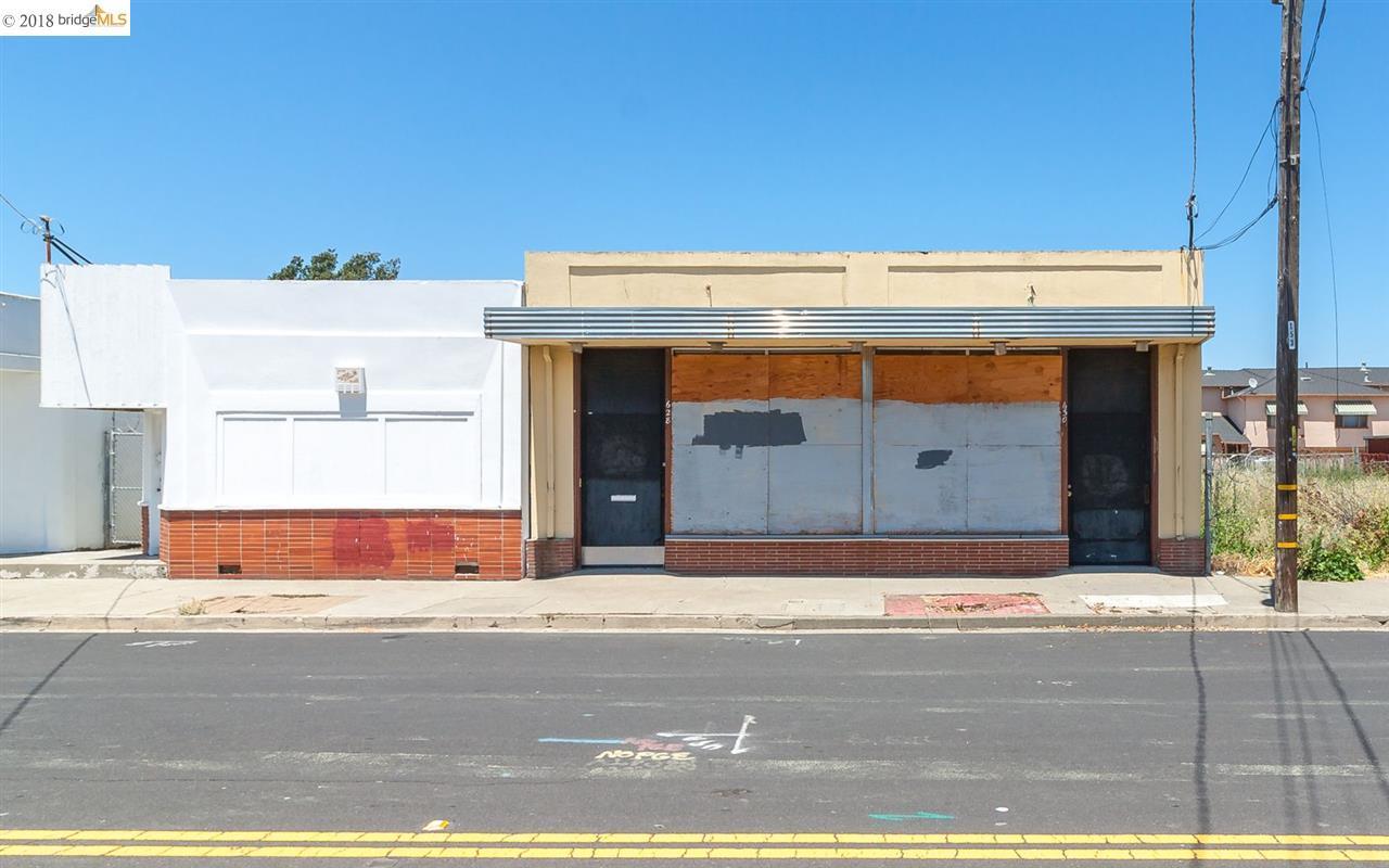 商用 のために 売買 アット 628 2Nd Street 628 2Nd Street Rodeo, カリフォルニア 94572 アメリカ合衆国