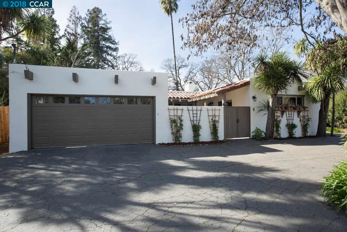 Single Family Home for Sale at 123 Murwood Court 123 Murwood Court Walnut Creek, California 94596 United States