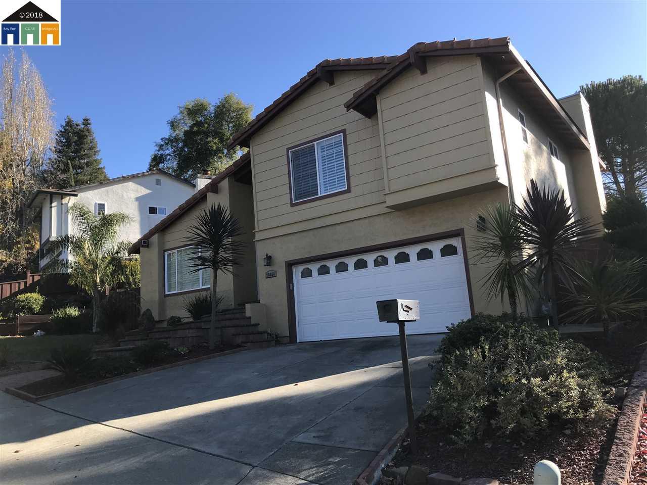 Einfamilienhaus für Mieten beim 28068 Farm Hill 28068 Farm Hill Hayward, Kalifornien 94542 Vereinigte Staaten