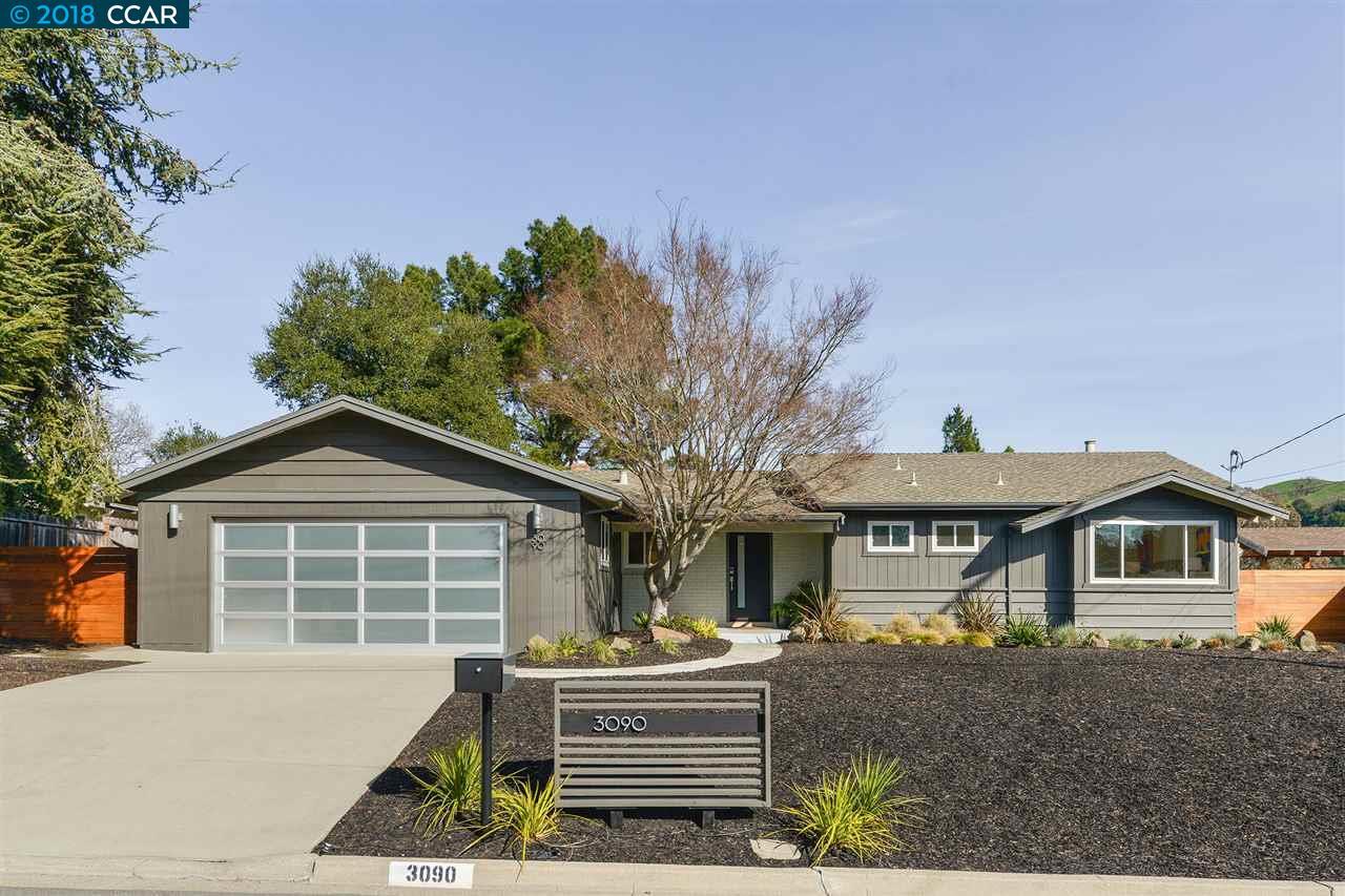 Частный односемейный дом для того Продажа на 3090 Sweetbrier Circle 3090 Sweetbrier Circle Lafayette, Калифорния 94549 Соединенные Штаты