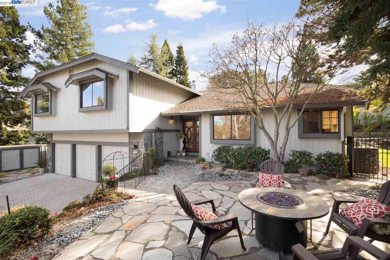 Single Family Home for Sale at 4 Kulani Lane 4 Kulani Lane Pleasant Hill, California 94523 United States