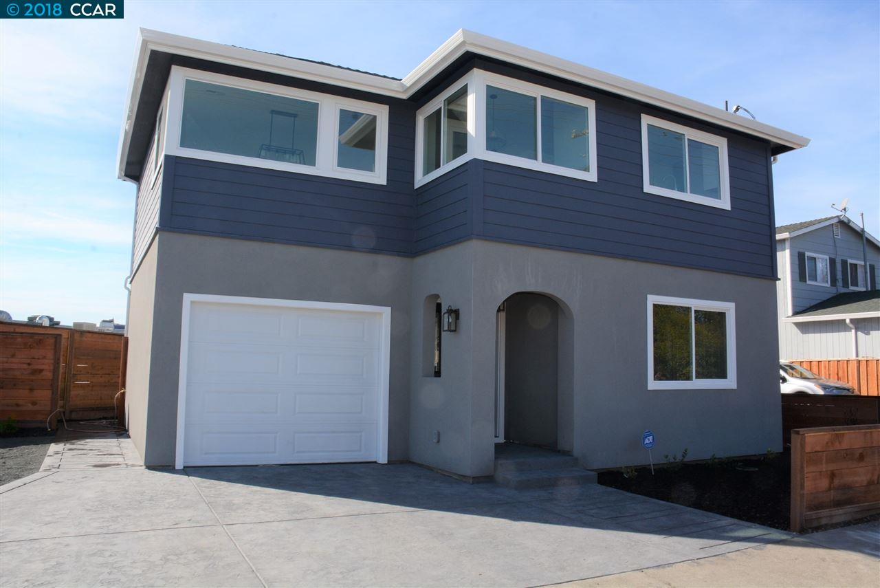 447 STEGE, RICHMOND, CA 94804