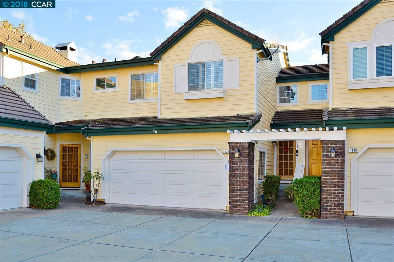 Townhouse for Rent at 1328 Shell Lane 1328 Shell Lane Clayton, California 94517 United States