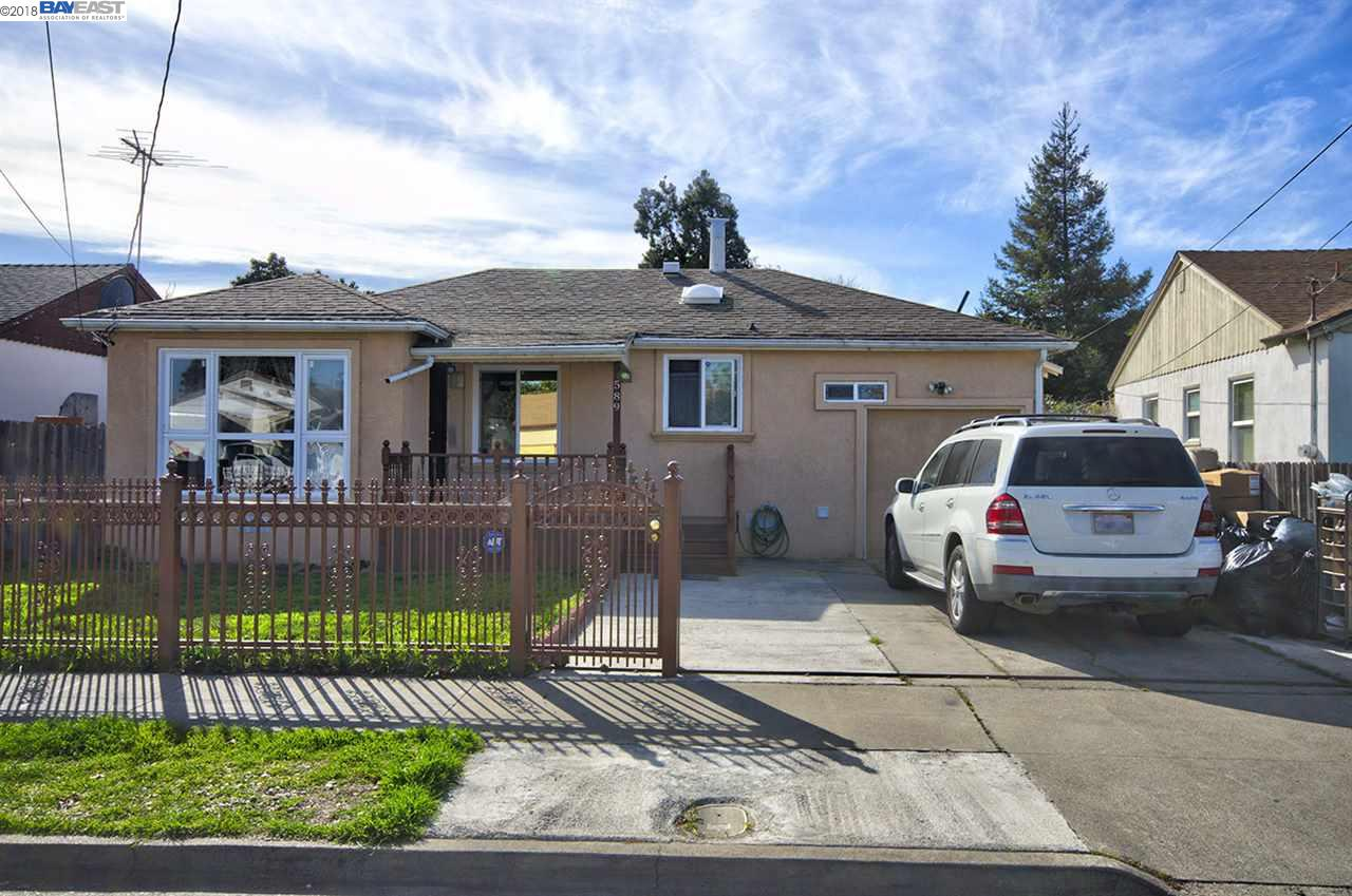 Buying or Selling SAN LEANDRO Real Estate, MLS:40809481, Call The Gregori Group 800-981-3134