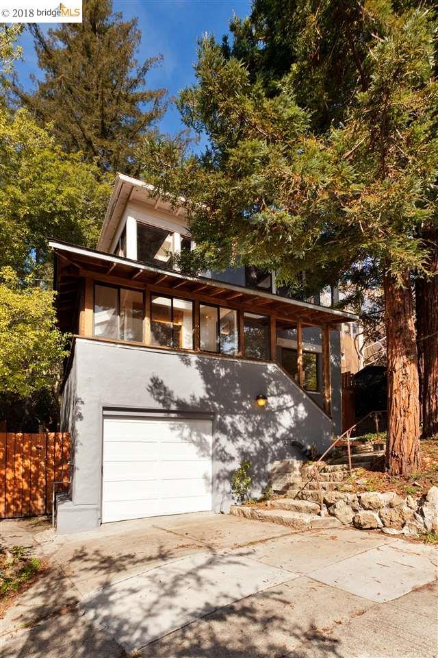 一戸建て のために 売買 アット 26 Crystal Way 26 Crystal Way Berkeley, カリフォルニア 94708 アメリカ合衆国