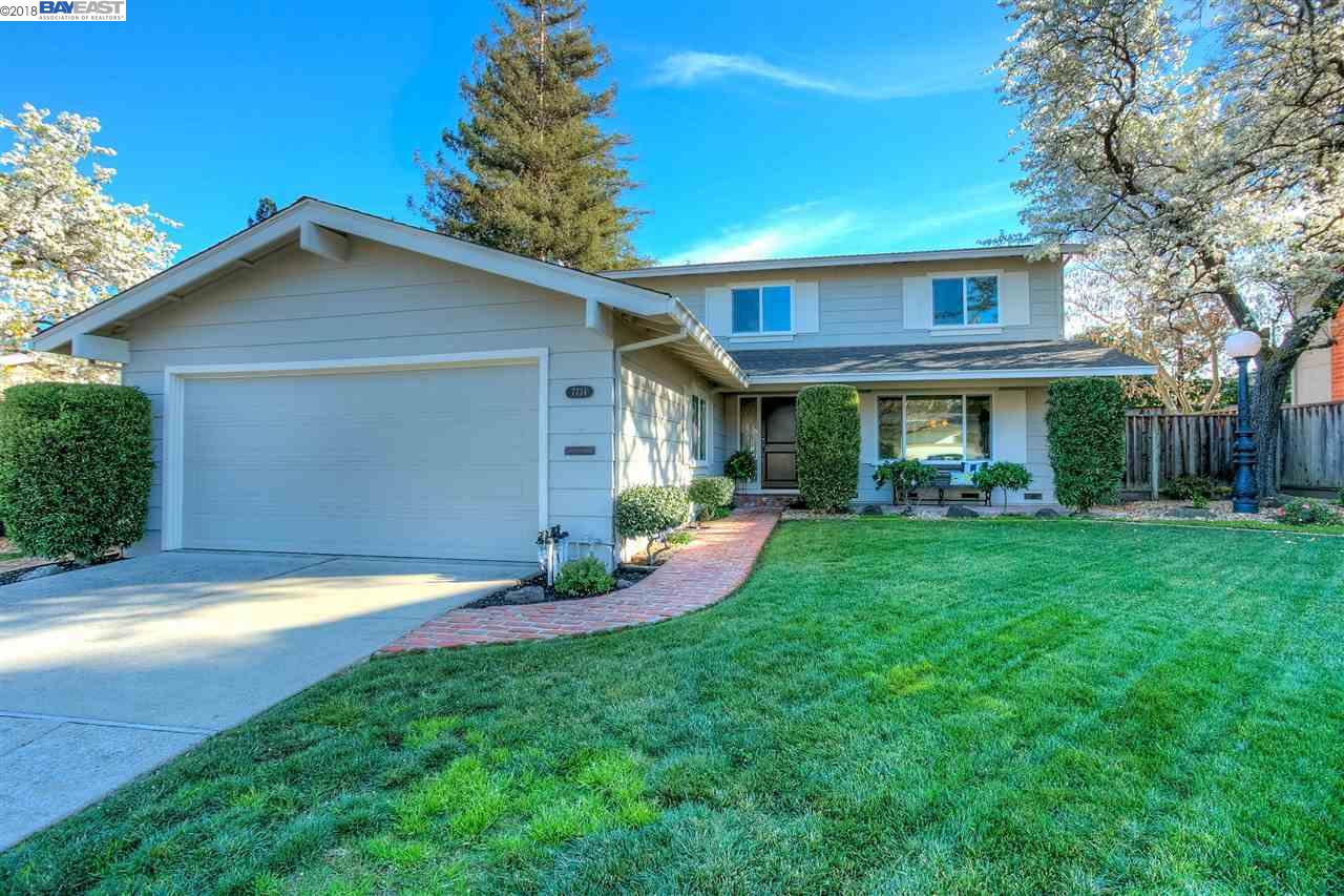 7734 Chestnut Way | PLEASANTON | 2356 | 94588