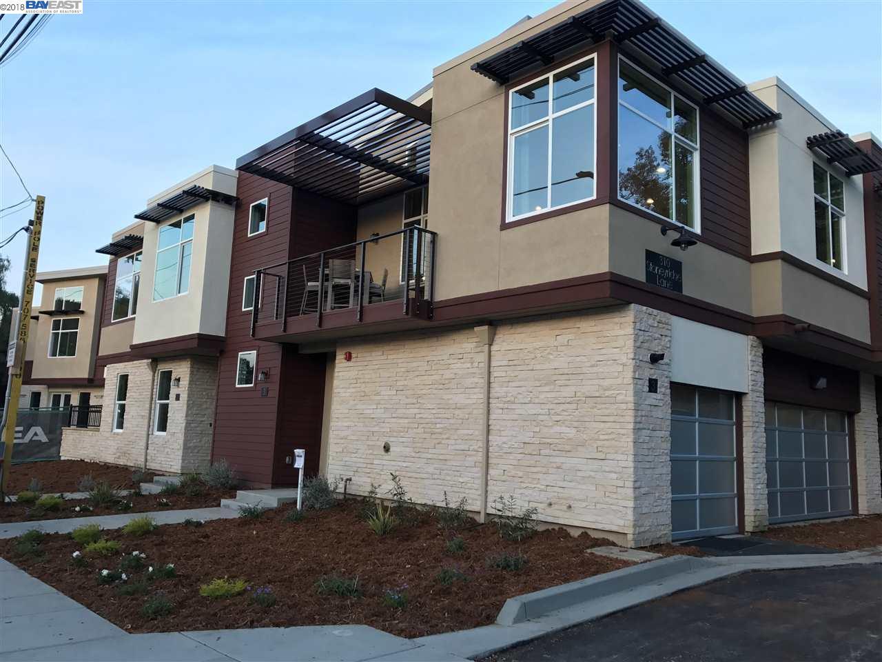 Condominium for Sale at 325 Stoneyridge Lane 325 Stoneyridge Lane Walnut Creek, California 94596 United States