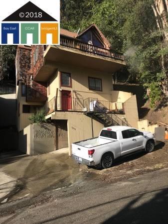 واحد منزل الأسرة للـ Rent في 7233 Homewood 7233 Homewood Oakland, California 94611 United States