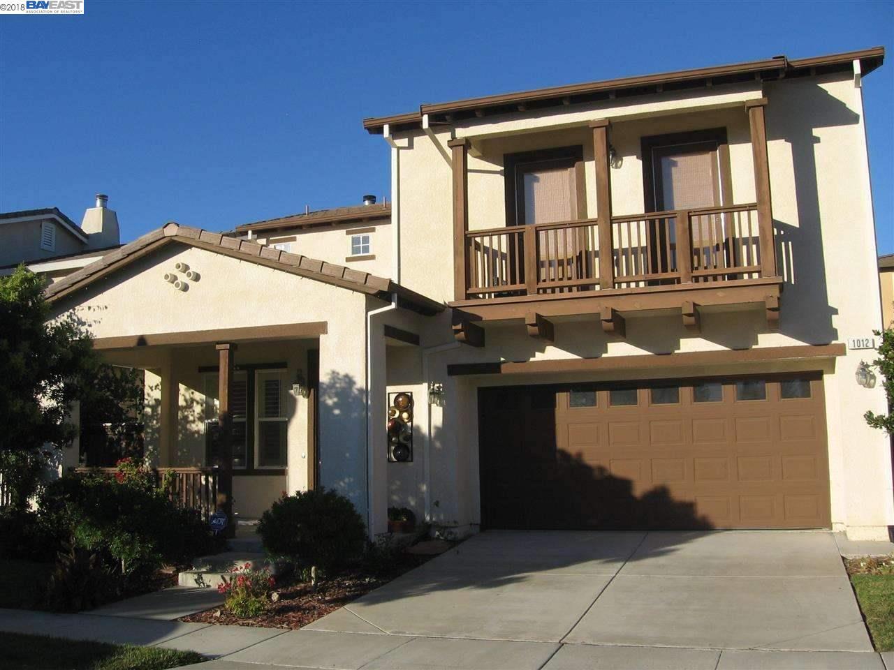 واحد منزل الأسرة للـ Sale في 1012 Shorebird Drive 1012 Shorebird Drive Hercules, California 94547 United States
