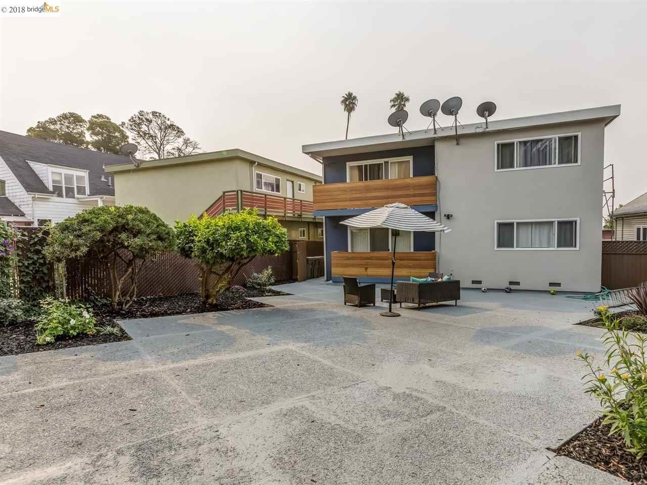 Appartement en copropriété pour l Vente à 2440 Palmetto Street 2440 Palmetto Street Oakland, Californie 94602 États-Unis