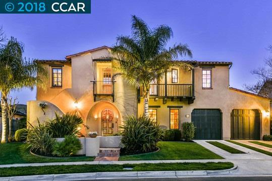 Maison unifamiliale pour l Vente à 5339 Cypress Hawk Court 5339 Cypress Hawk Court San Ramon, Californie 94582 États-Unis