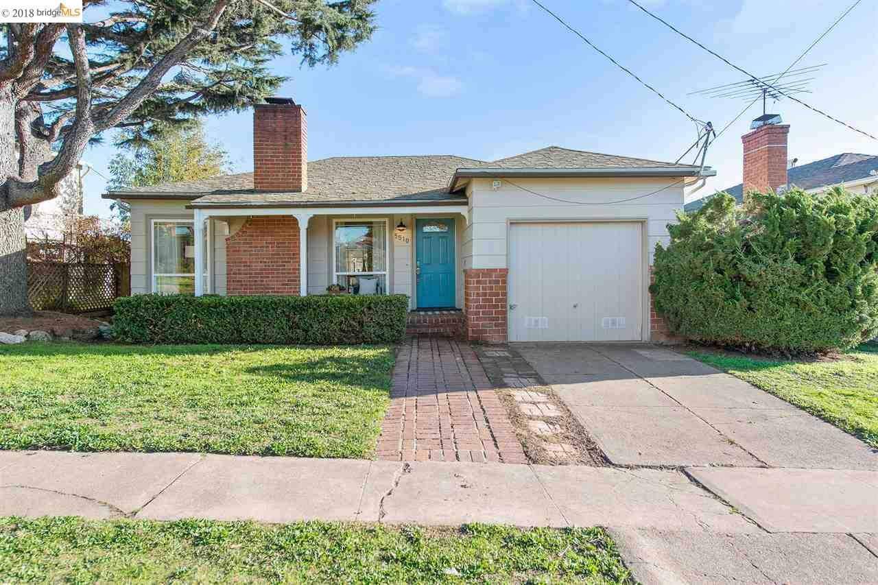 5510 SACRAMENTO AVE, RICHMOND, CA 94804