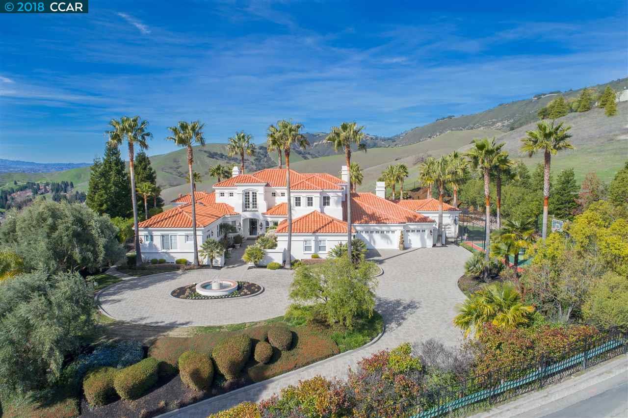 獨棟家庭住宅 為 出售 在 27 Eagle Ridge Lane 27 Eagle Ridge Lane Danville, 加利福尼亞州 94506 美國