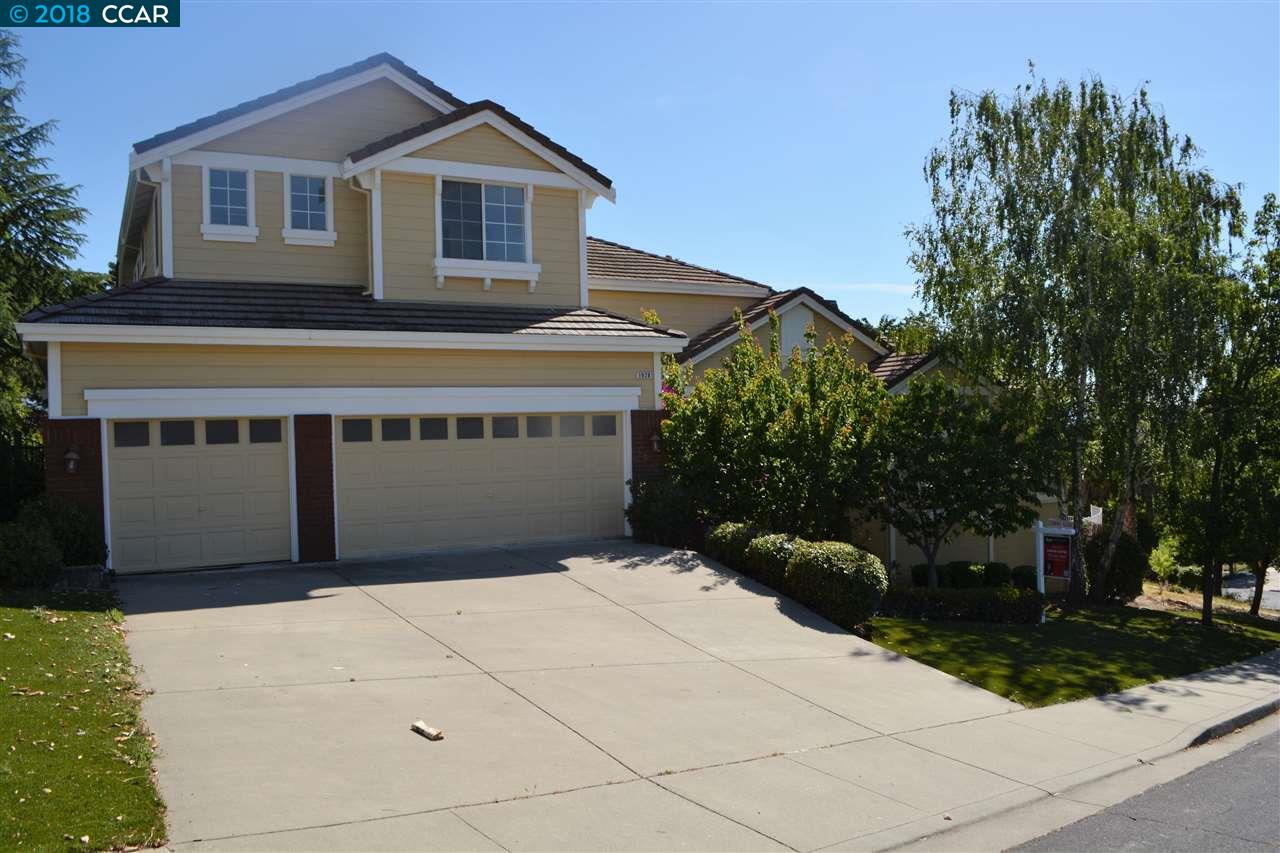 Single Family Home for Sale at 1928 Springridge Court 1928 Springridge Court Concord, California 94521 United States