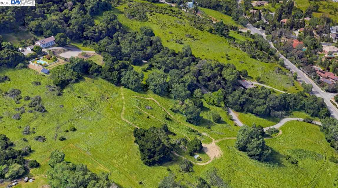Land for Sale at 3678 Foothill Road 3678 Foothill Road Pleasanton, California 94588 United States