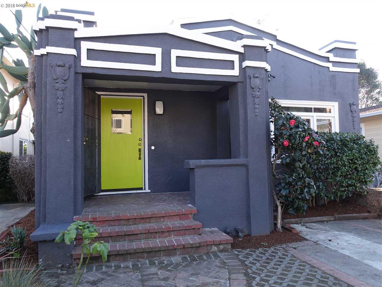 一戸建て のために 賃貸 アット 2025 Damuth Street 2025 Damuth Street Oakland, カリフォルニア 94602 アメリカ合衆国