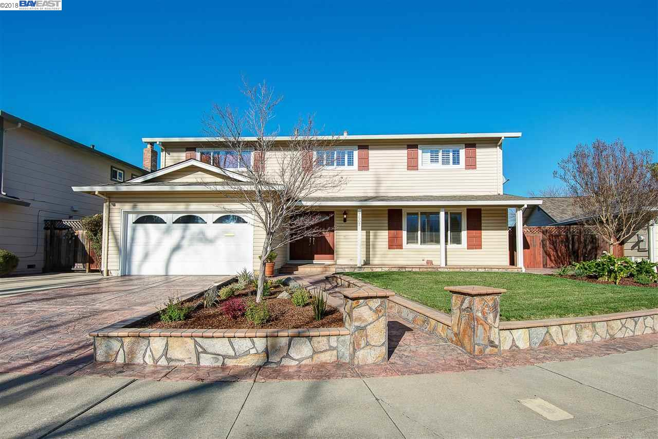 Single Family Home for Sale at 7507 Driftwood Way 7507 Driftwood Way Pleasanton, California 94588 United States