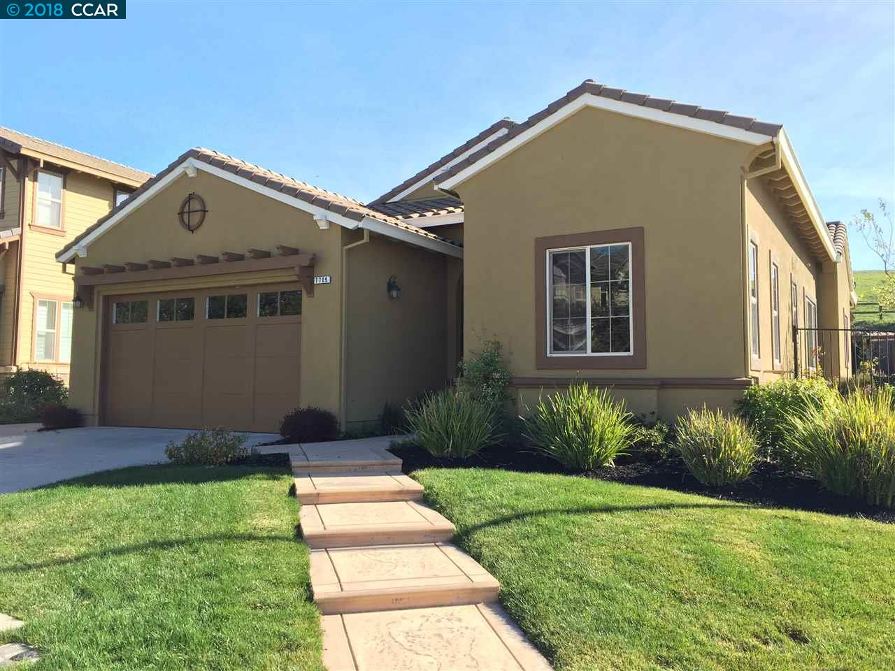 Single Family Home for Rent at 7709 Ridgeline Drive 7709 Ridgeline Drive Dublin, California 94568 United States