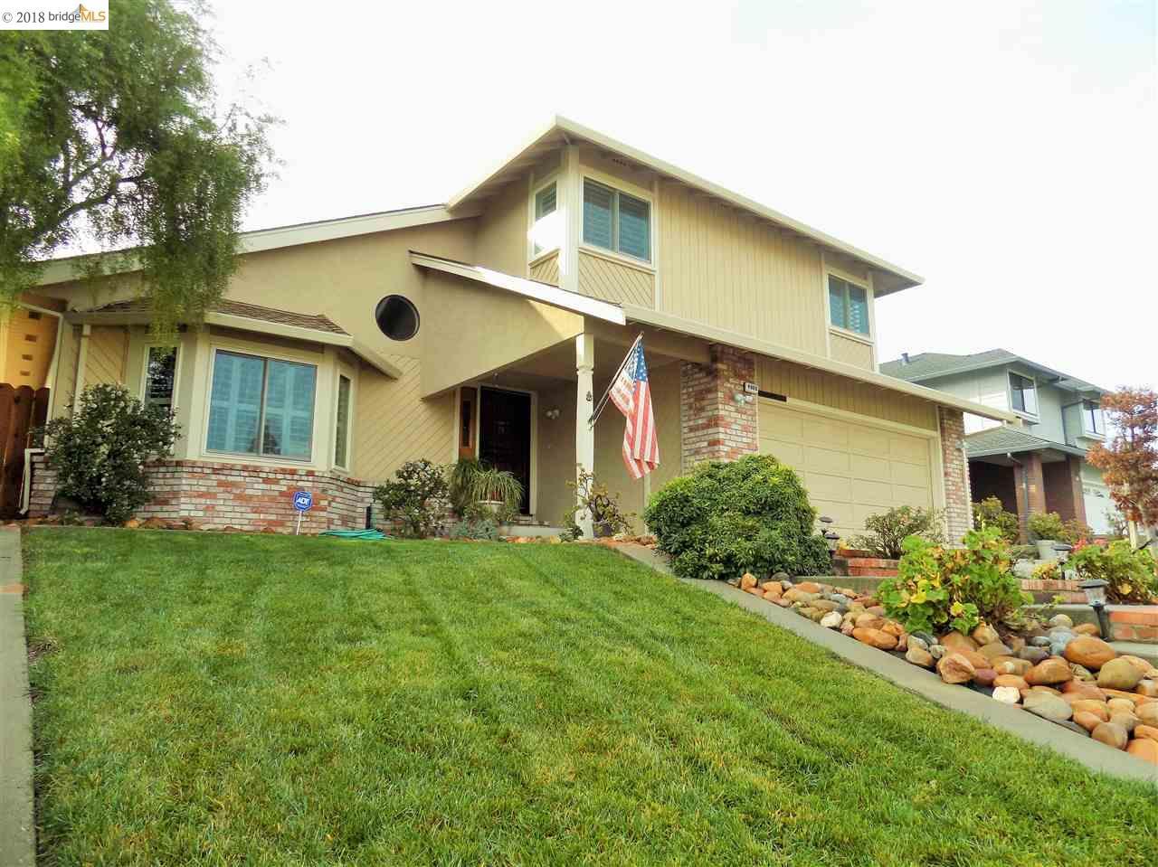Casa Unifamiliar por un Venta en 4006 Cinnabar Street 4006 Cinnabar Street Antioch, California 94509 Estados Unidos