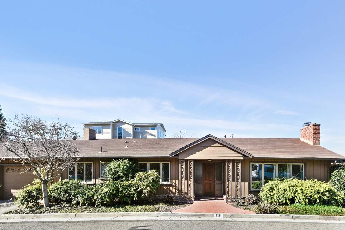 Casa Unifamiliar por un Alquiler en 125 Latham Street 125 Latham Street Piedmont, California 94611 Estados Unidos