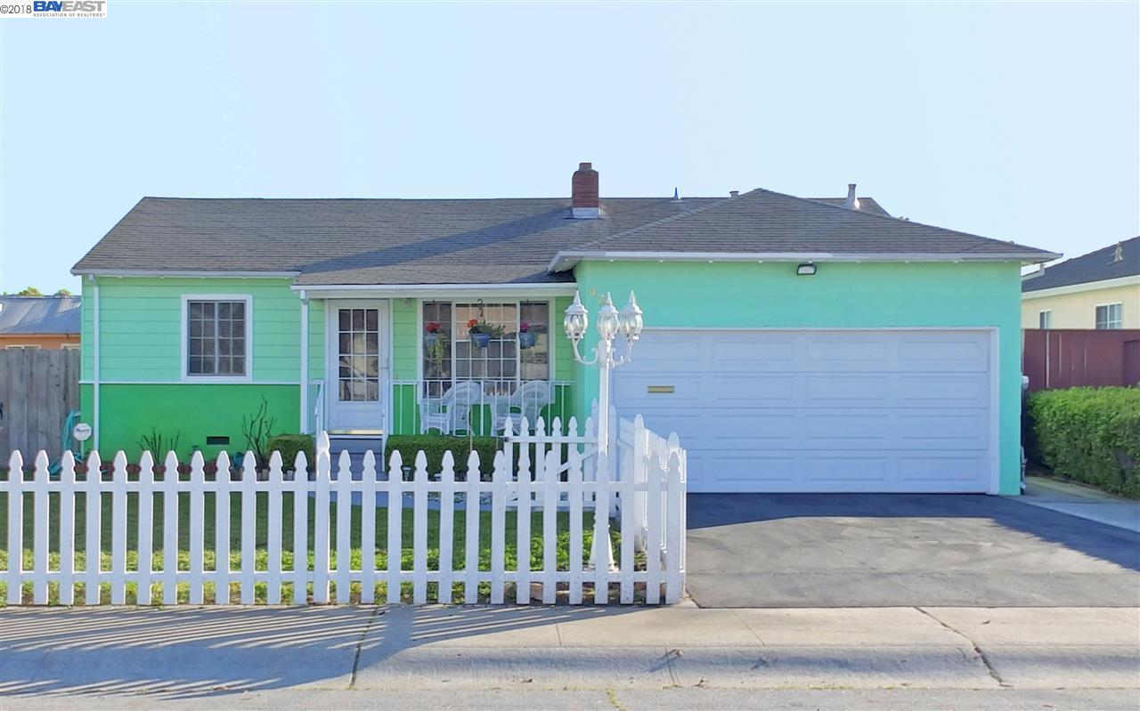 432 Linnell Ave | SAN LEANDRO | 1278 | 94578