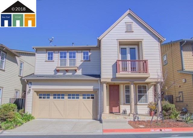 一戸建て のために 売買 アット 309 Seacliff Way 309 Seacliff Way Richmond, カリフォルニア 94801 アメリカ合衆国