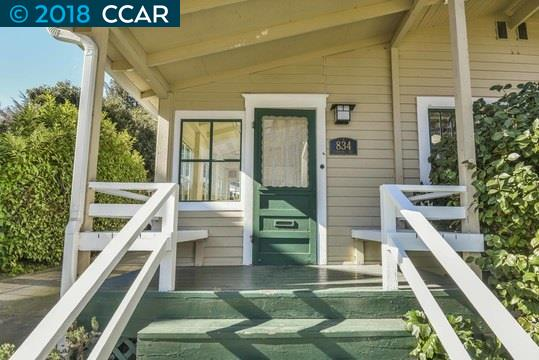 834 CARQUINEZ WAY, MARTINEZ, CA 94553  Photo