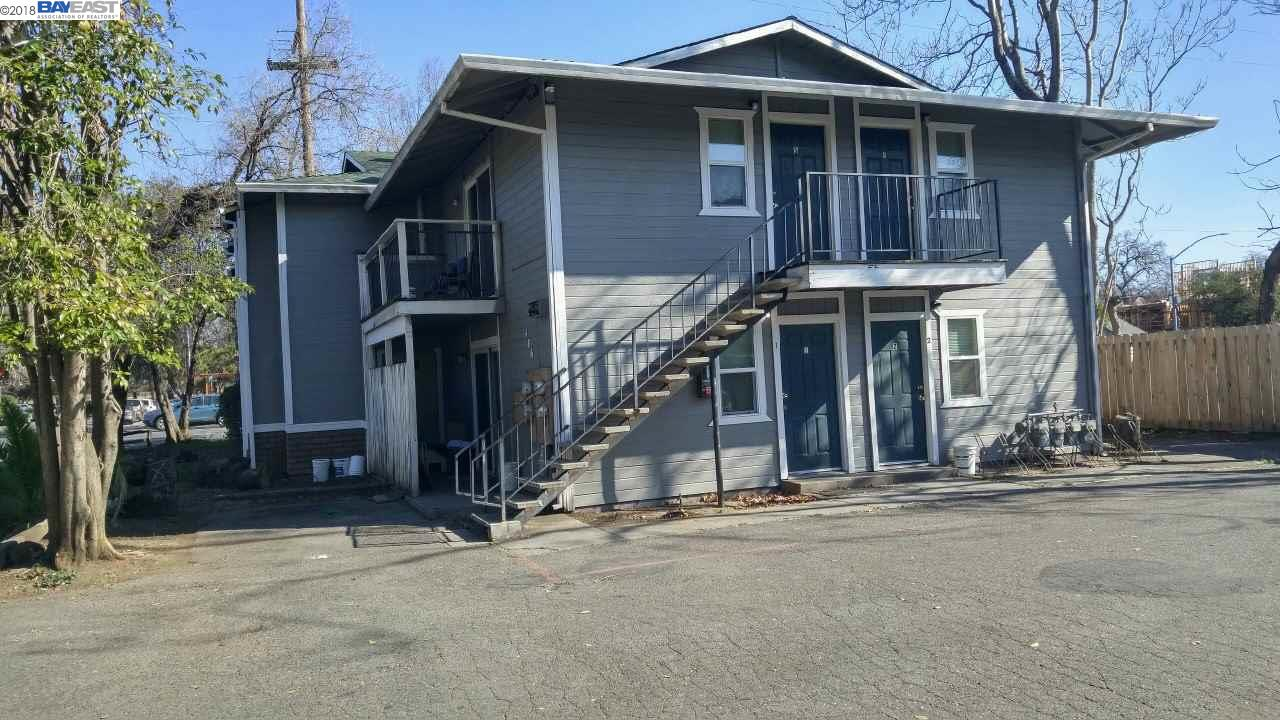 Multi-Family Home for Sale at 406 Walnut Street 406 Walnut Street Chico, California 95928 United States