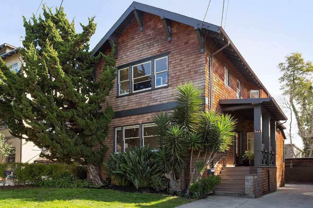 Single Family Home for Sale at 344 Warwick Avenue 344 Warwick Avenue Oakland, California 94610 United States
