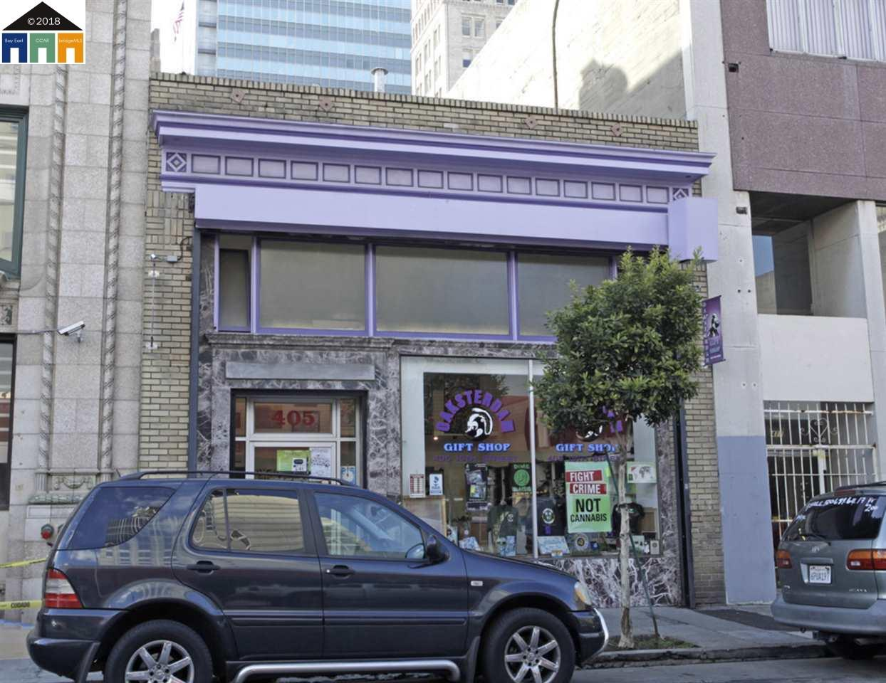 واحد منزل الأسرة للـ Rent في 405 15th 405 15th Oakland, California 94612 United States