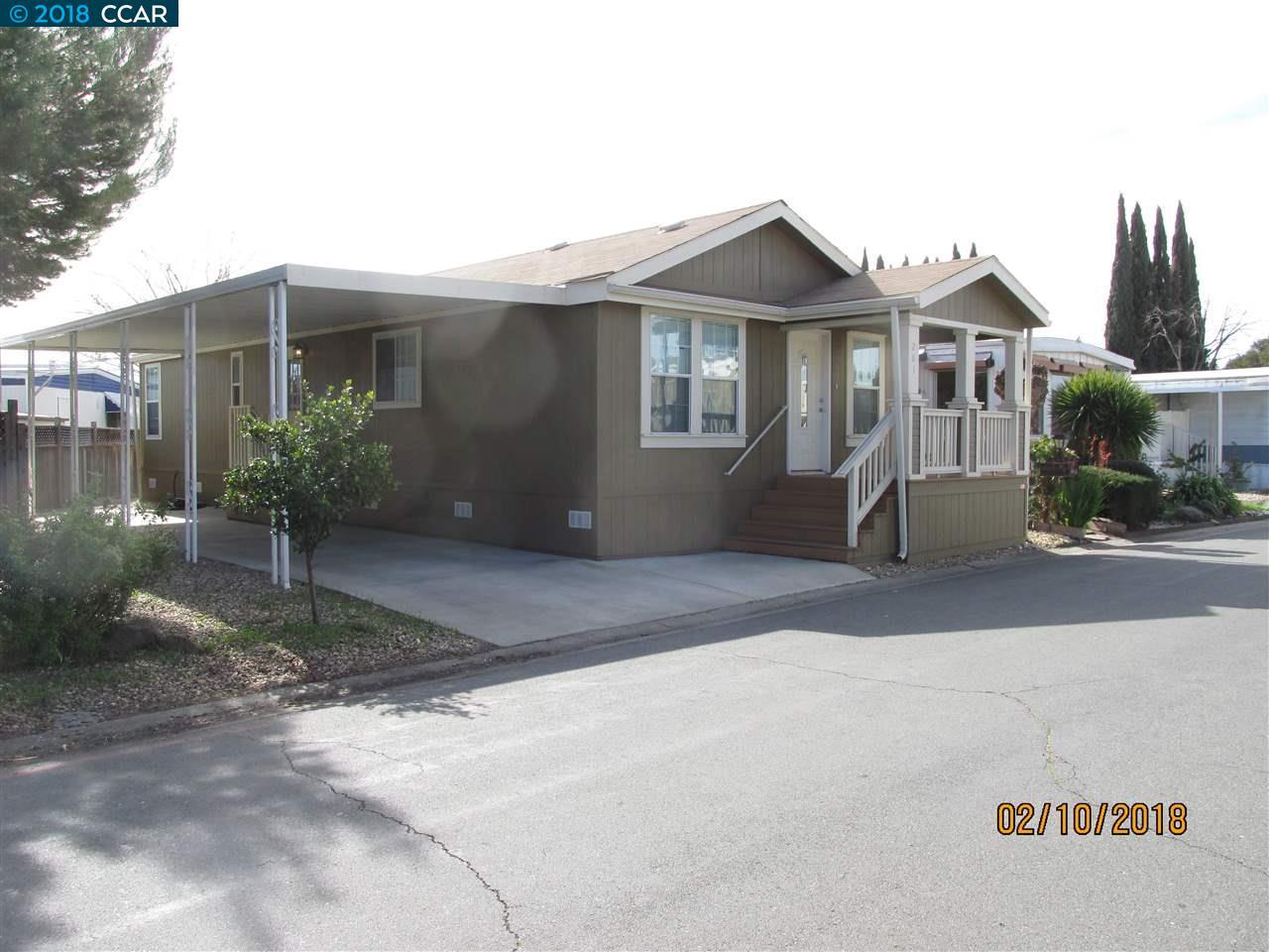 واحد منزل الأسرة للـ Sale في 263 Amate Way 263 Amate Way Pacheco, California 94553 United States